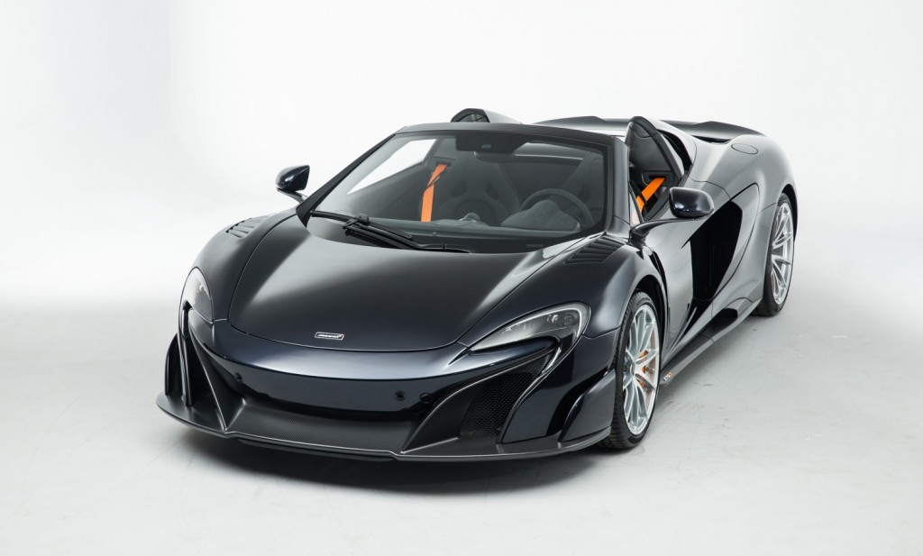 McLaren 675LT Spider For Sale - Exterior 2