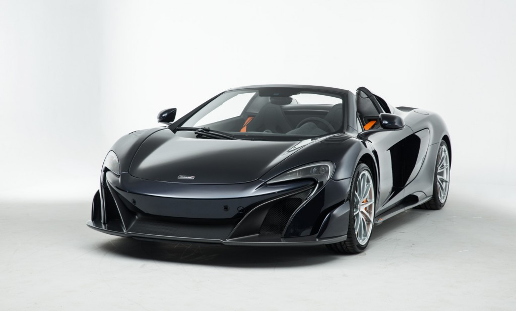 McLaren 675LT Spider For Sale - Exterior 3
