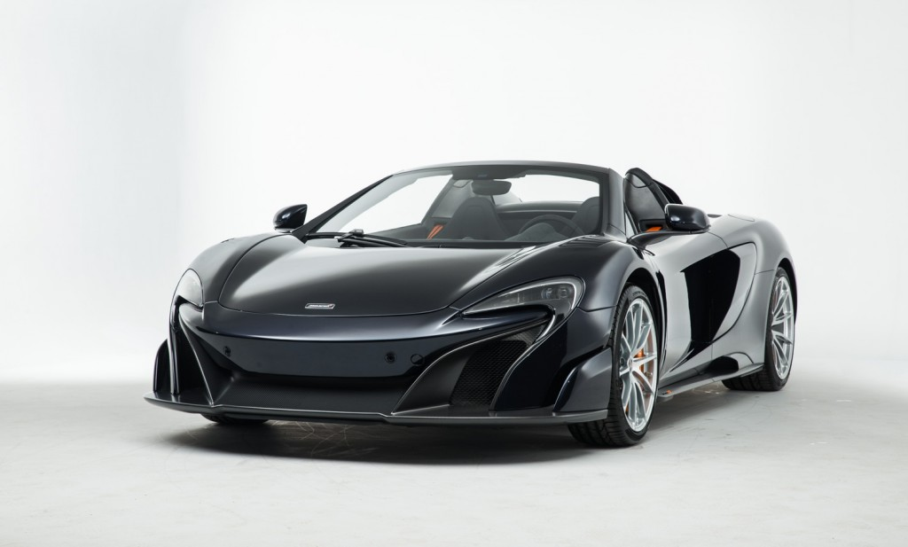 McLaren 675LT Spider For Sale - Exterior 1