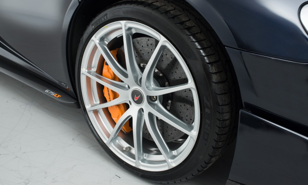 McLaren 675LT Spider For Sale - Wheels, Brakes and Tyres 4