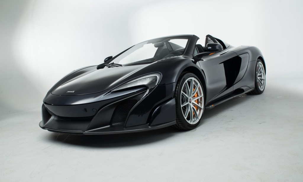 McLaren 675LT Spider For Sale - Exterior 5