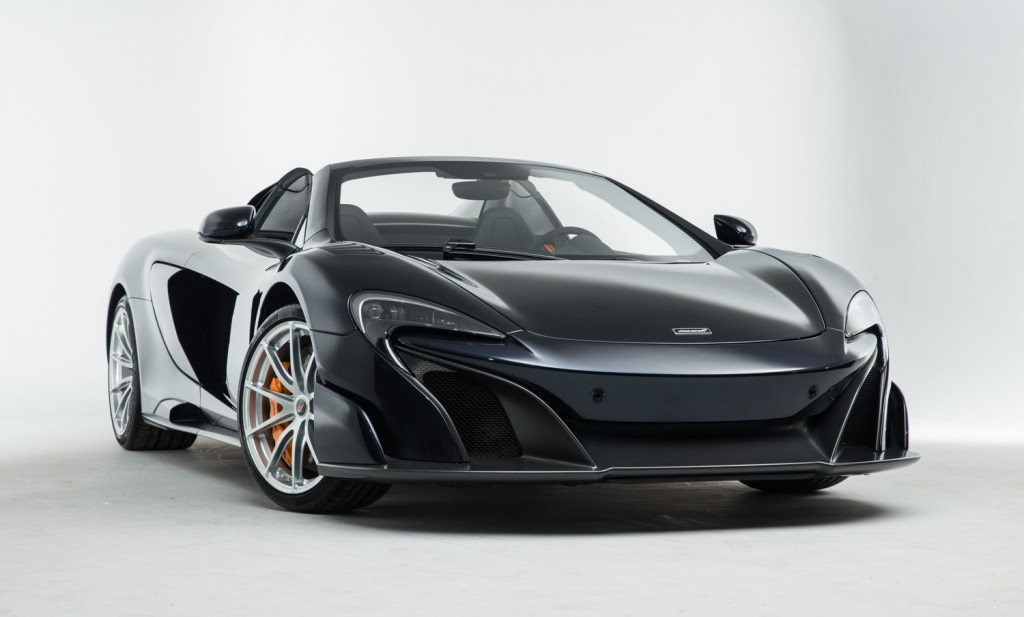 McLaren 675LT Spider For Sale - Exterior 12