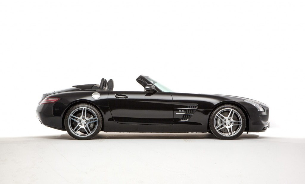 Mercedes SLS AMG Roadster For Sale - Exterior 8