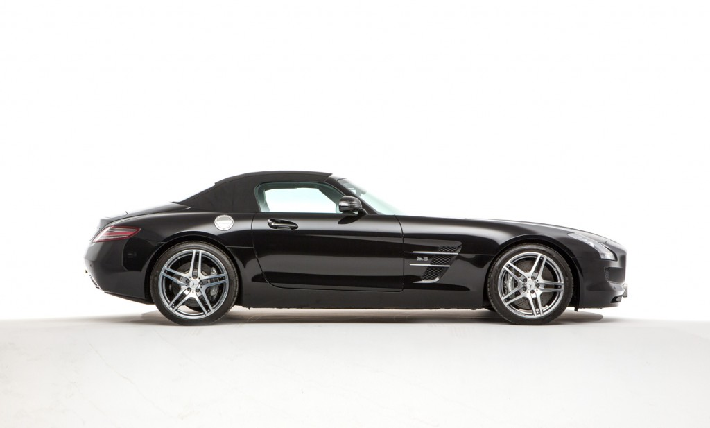Mercedes SLS AMG Roadster For Sale - Exterior 7