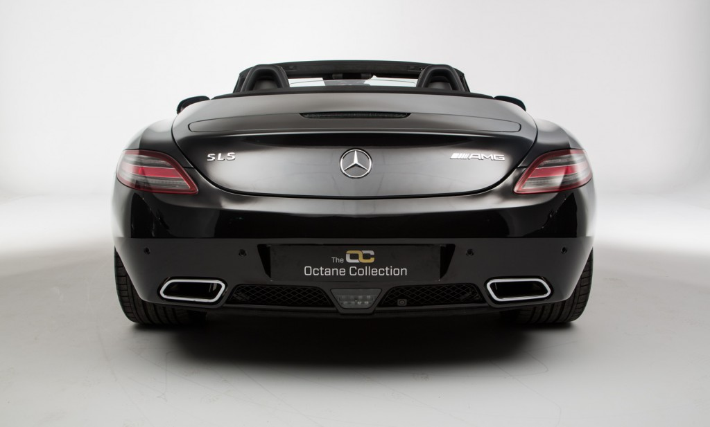 Mercedes SLS AMG Roadster For Sale - Exterior 16