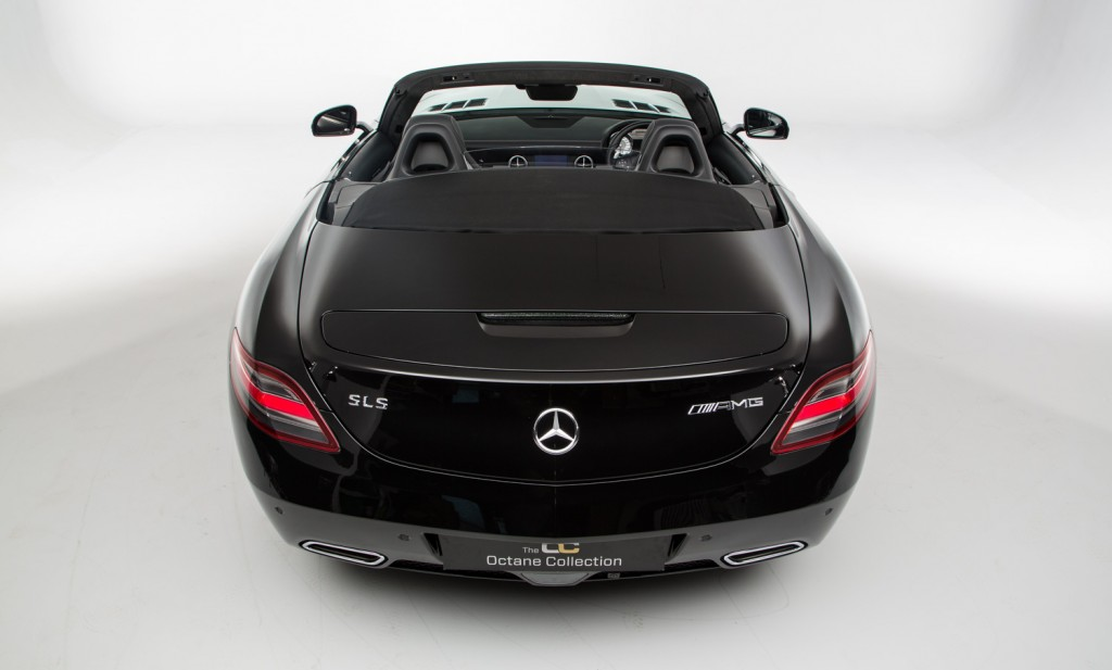 Mercedes SLS AMG Roadster For Sale - Exterior 15