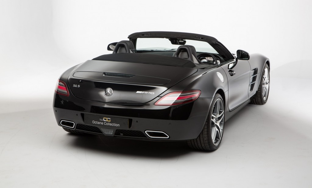 Mercedes SLS AMG Roadster For Sale - Exterior 13