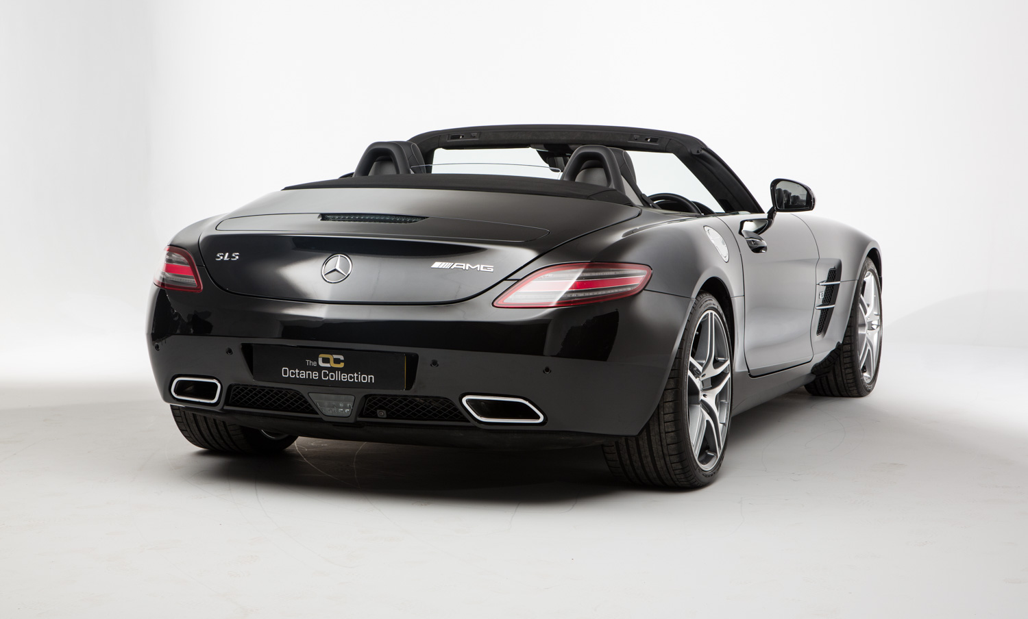 mercedes sls amg roadster the octane collection. Black Bedroom Furniture Sets. Home Design Ideas