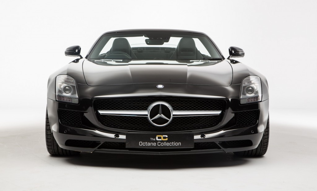 Mercedes SLS AMG Roadster For Sale - Exterior 5