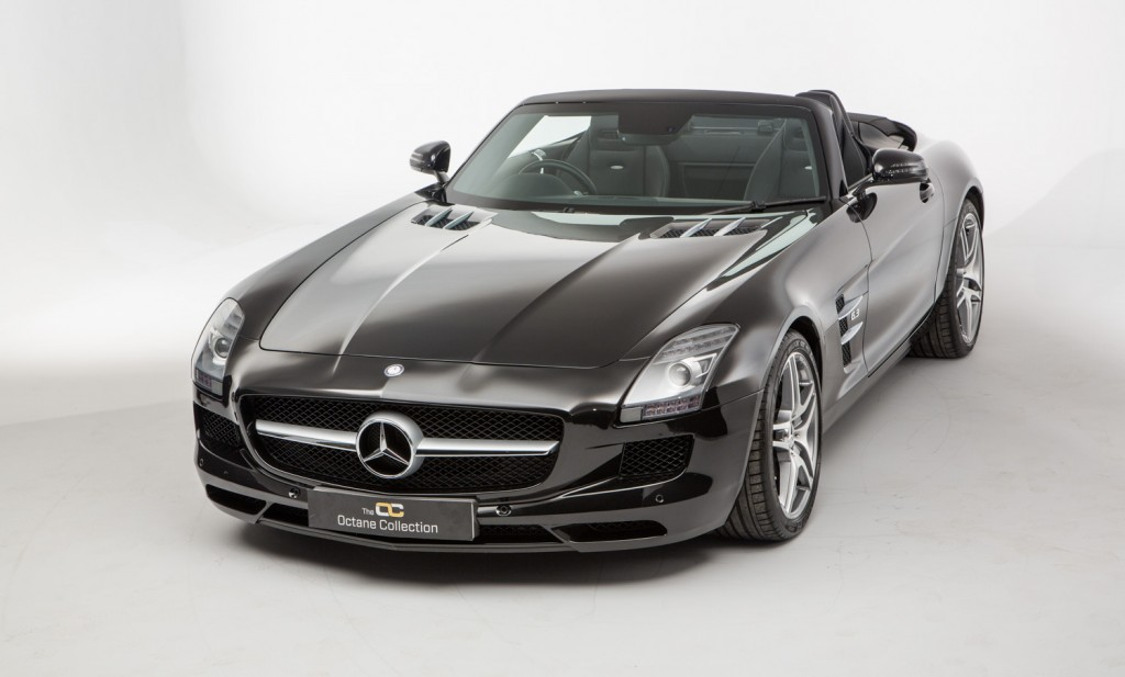Mercedes SLS AMG Roadster For Sale - Exterior 2