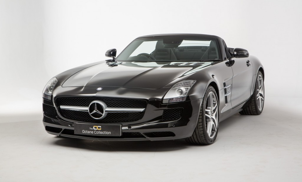 Mercedes SLS AMG Roadster For Sale - Exterior 1