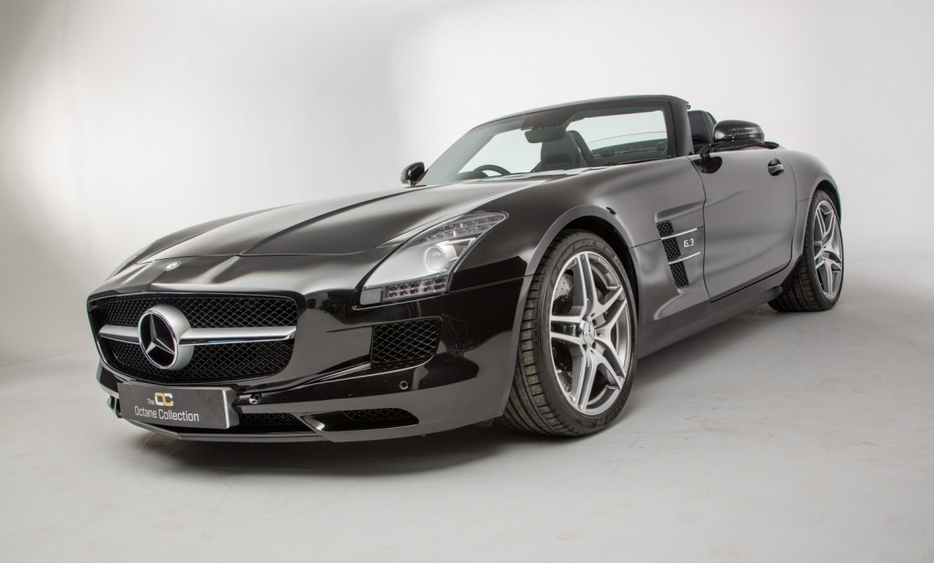 Mercedes SLS AMG Roadster For Sale - Exterior 3
