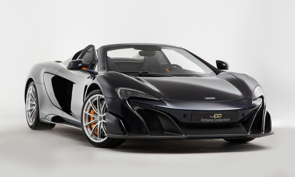 McLaren 675LT Spider For Sale - Exterior 10