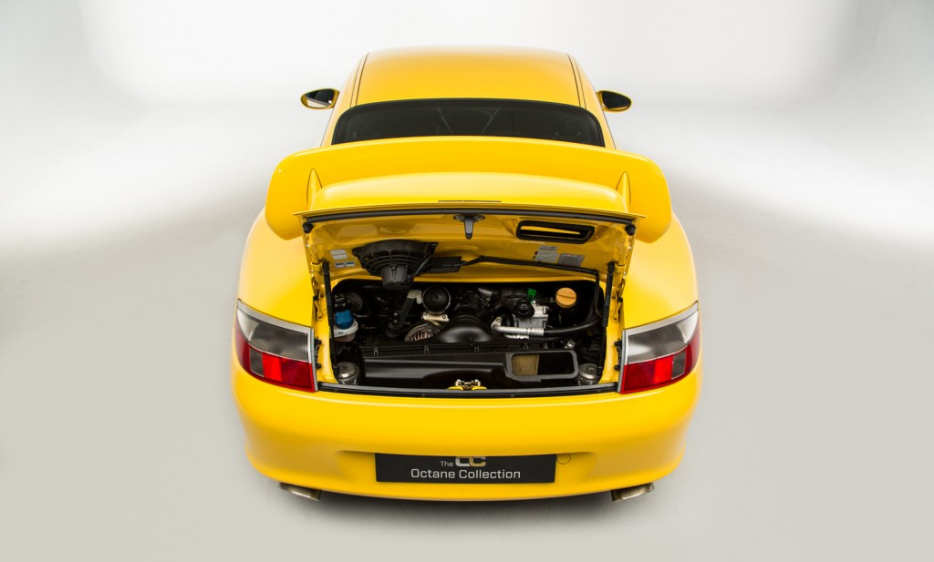 Porsche 911 GT3 For Sale - Engine and Transmission 1