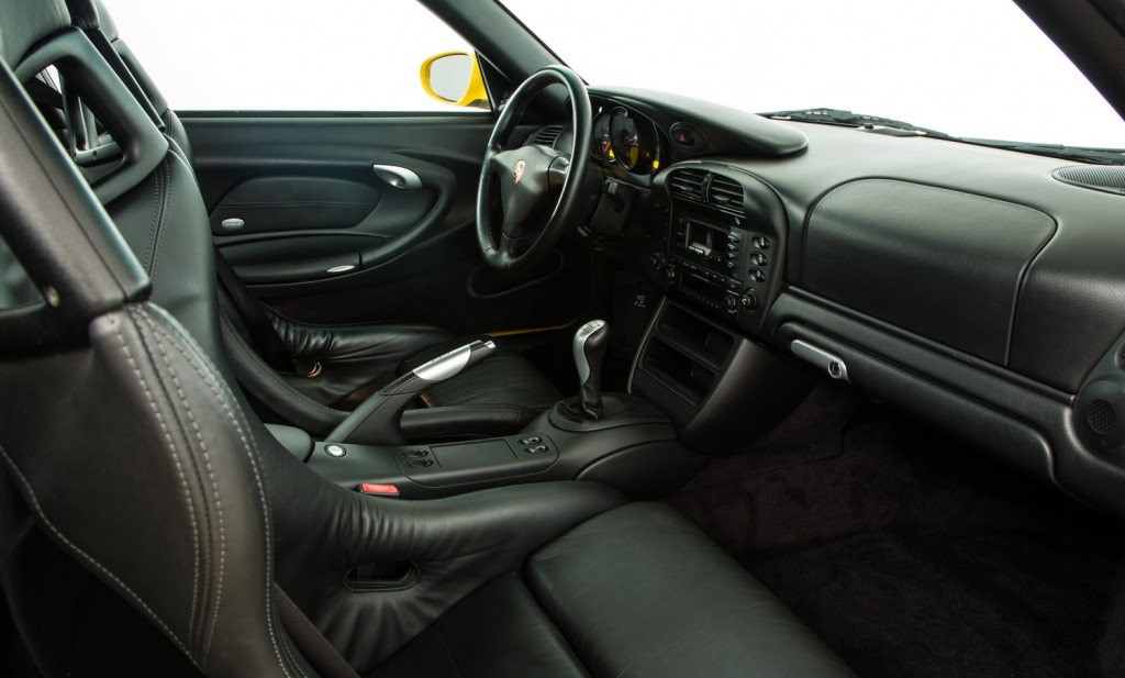 Porsche 911 GT3 For Sale - Interior 3