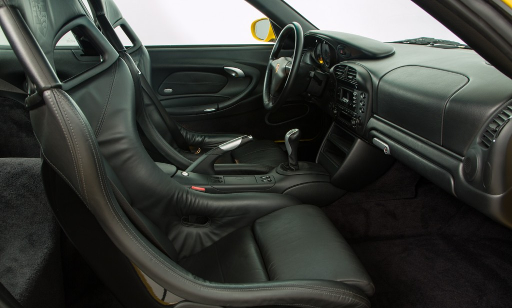 Porsche 911 GT3 For Sale - Interior 1