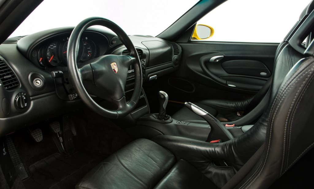 Porsche 911 GT3 For Sale - Interior 2