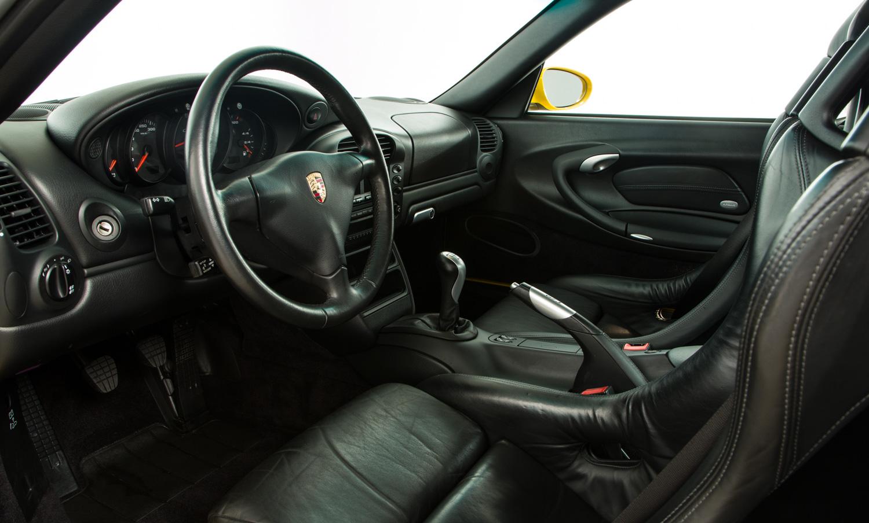 porsche 911 gt3 for sale interior 2