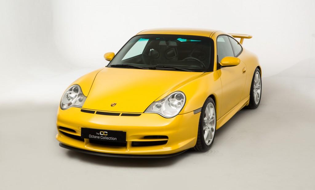 Porsche 911 GT3 For Sale - Exterior 3