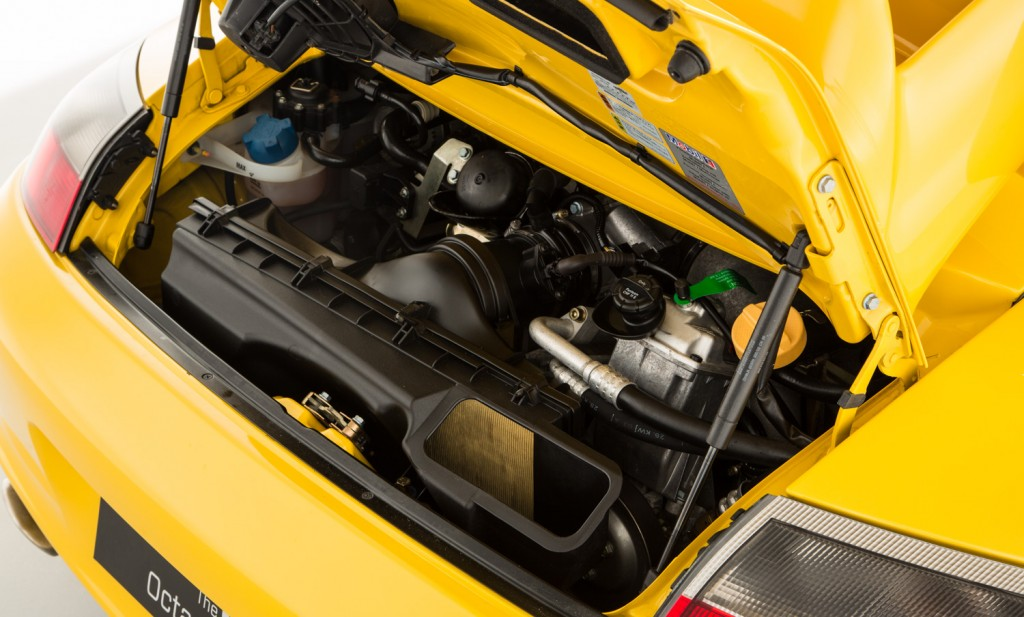 Porsche 911 GT3 For Sale - Engine and Transmission 2