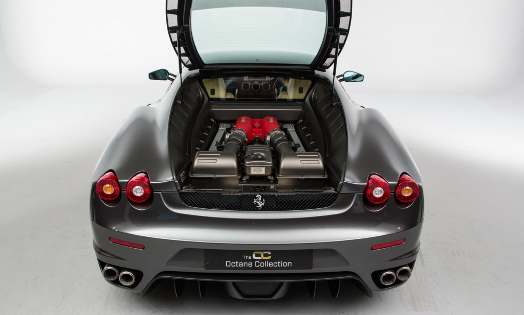 Ferrari F430 Manual For Sale - Engine and Transmission 1