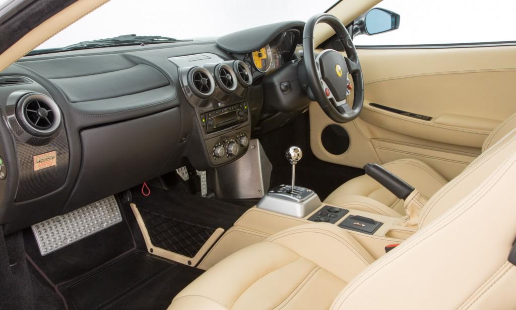 Ferrari F430 Manual For Sale - Interior 4