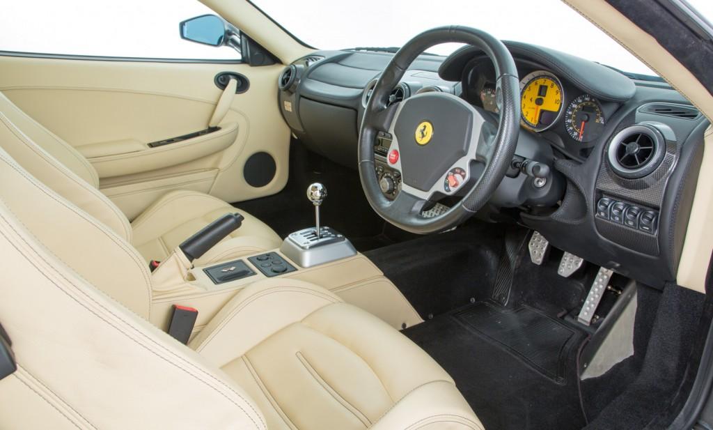 Ferrari F430 Manual For Sale - Interior 3