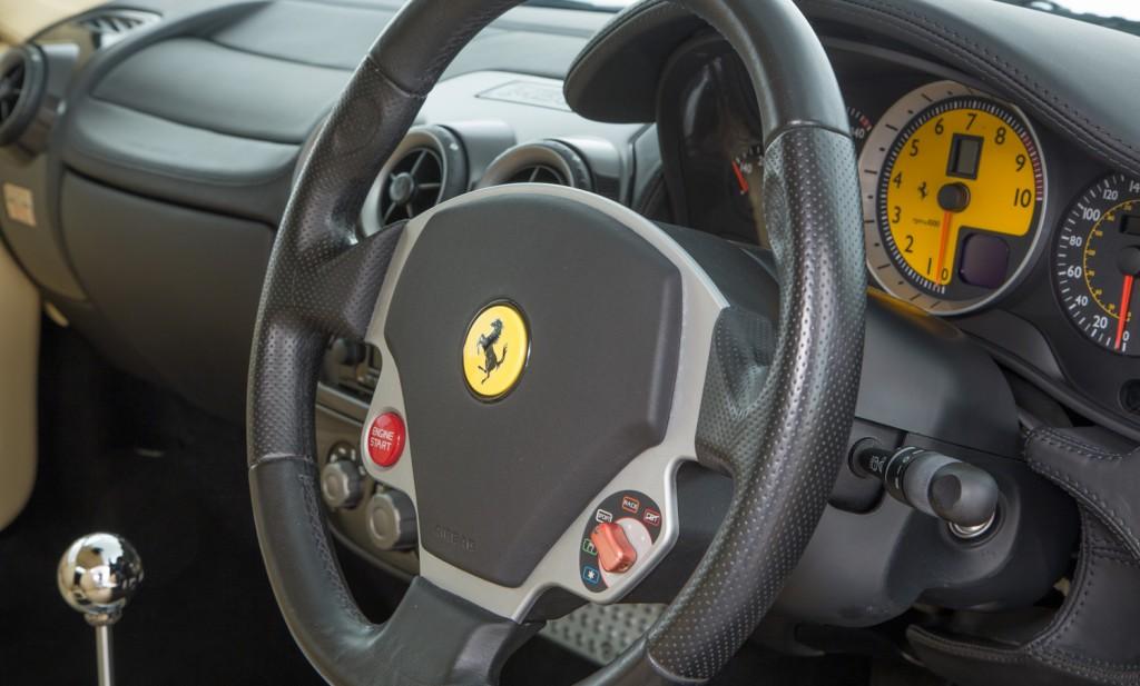 Ferrari F430 Manual For Sale - Interior 5