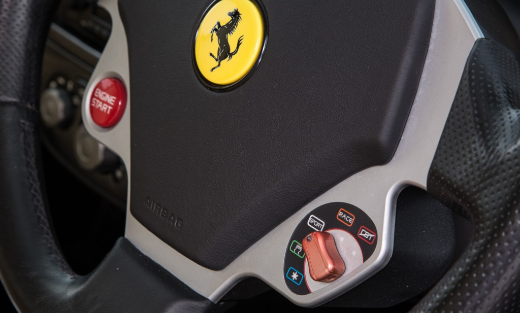 Ferrari F430 Manual For Sale - Interior 7