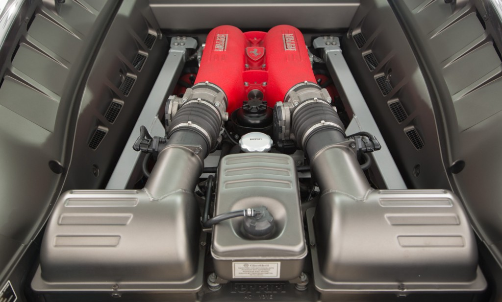 Ferrari F430 Manual For Sale - Engine and Transmission 3