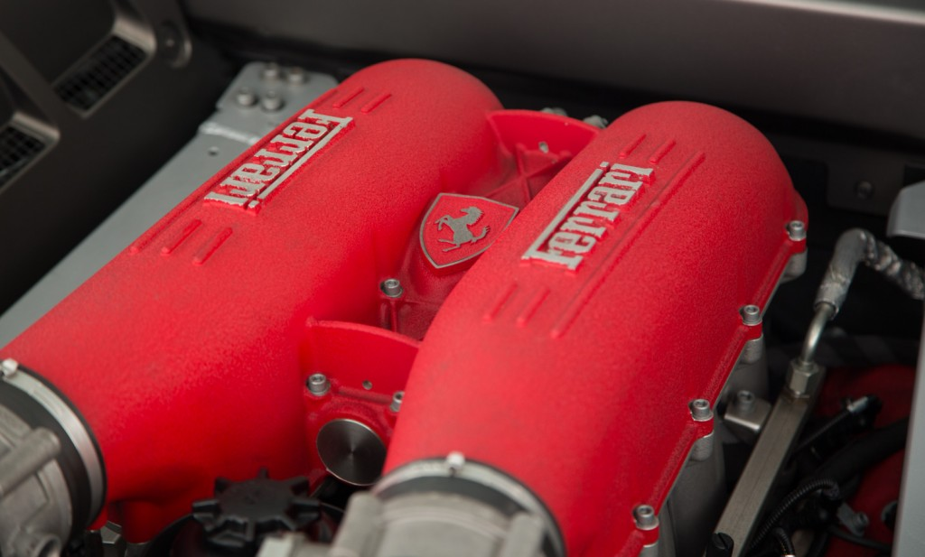 Ferrari F430 Manual For Sale - Engine and Transmission 5