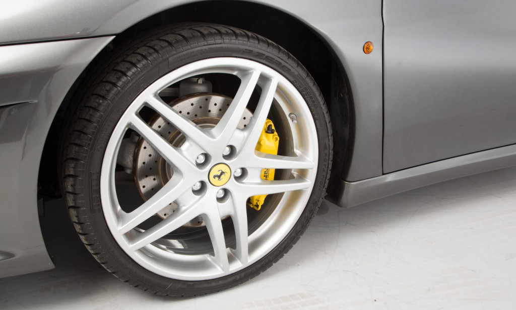 Ferrari F430 Manual For Sale - Wheels, Brakes and Tyres 1