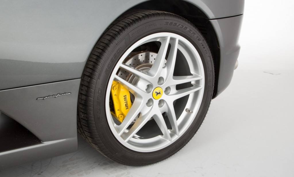 Ferrari F430 Manual For Sale - Wheels, Brakes and Tyres 2