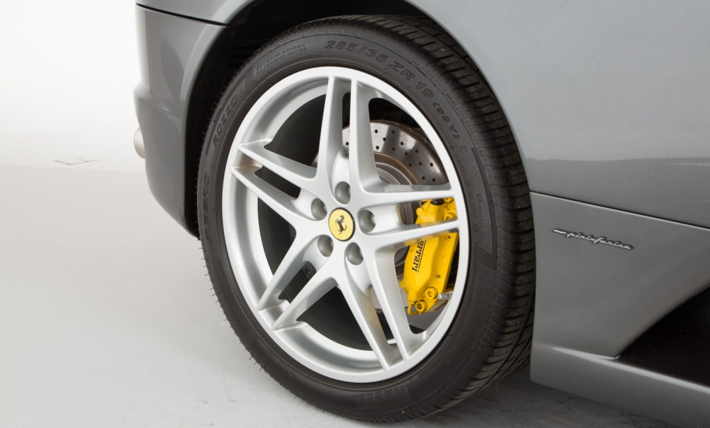 Ferrari F430 Manual For Sale - Wheels, Brakes and Tyres 4