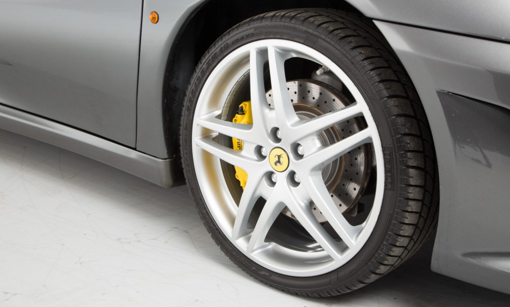 Ferrari F430 Manual For Sale - Wheels, Brakes and Tyres 3