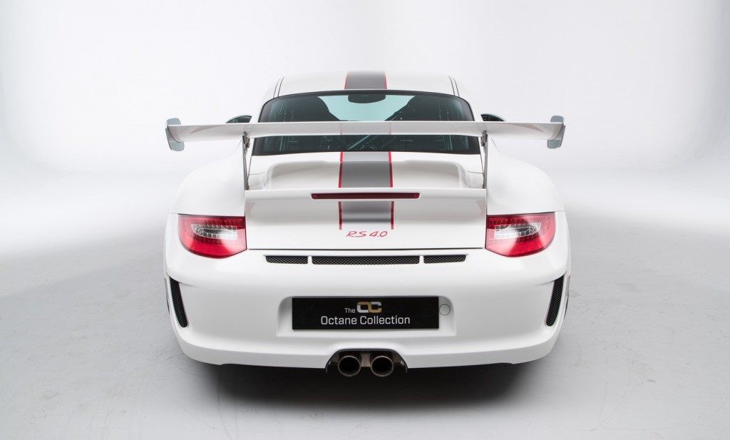Porsche 911 GT3 RS 4L For Sale - Exterior 12
