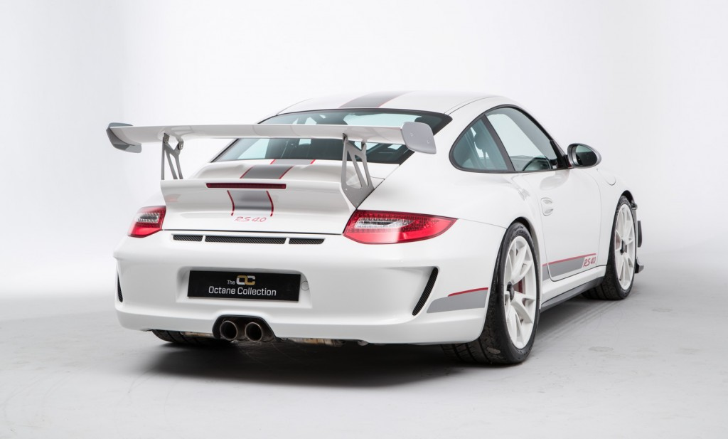 Porsche 911 GT3 RS 4L For Sale - Exterior 15