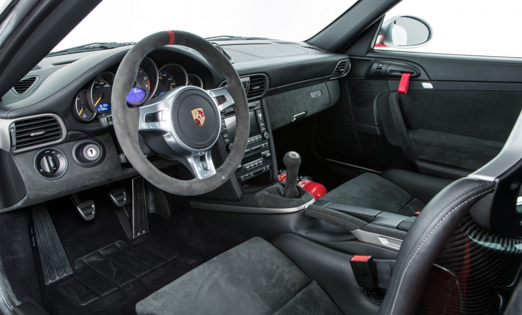 Porsche 911 GT3 RS 4L For Sale - Interior 5