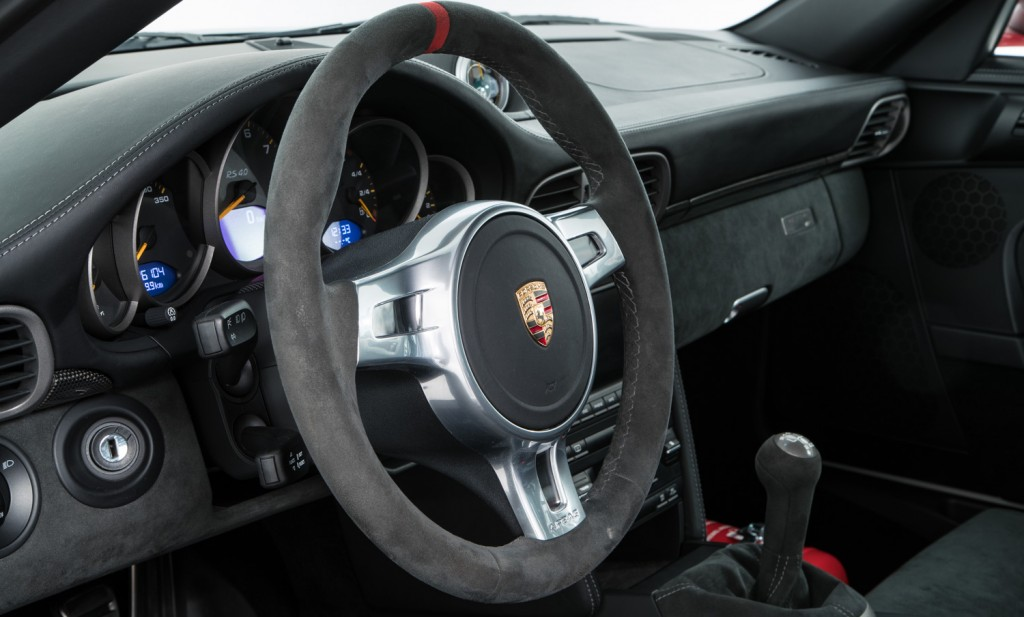 Porsche 911 GT3 RS 4L For Sale - Interior 7