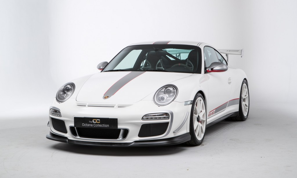 Porsche 911 GT3 RS 4L For Sale - Exterior 4