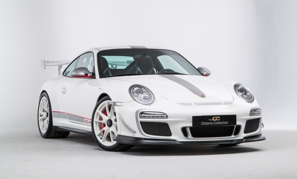 Porsche 911 GT3 RS 4L For Sale - Exterior 1