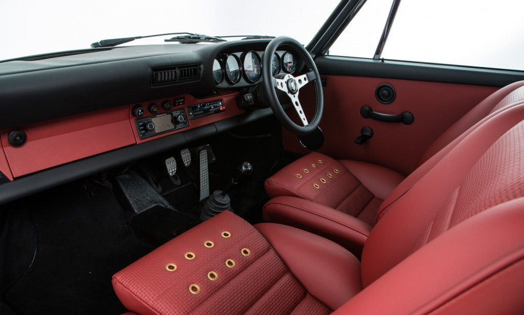 Porsche 9m 911 For Sale - Interior 3