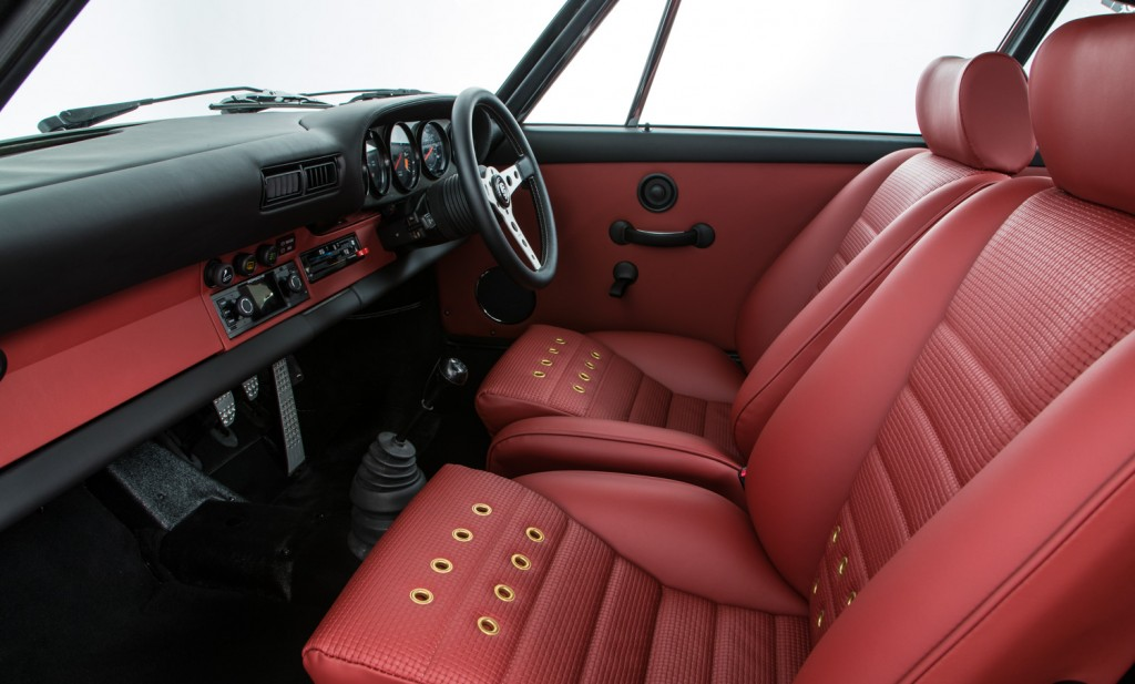 Porsche 9m 911 For Sale - Interior 1