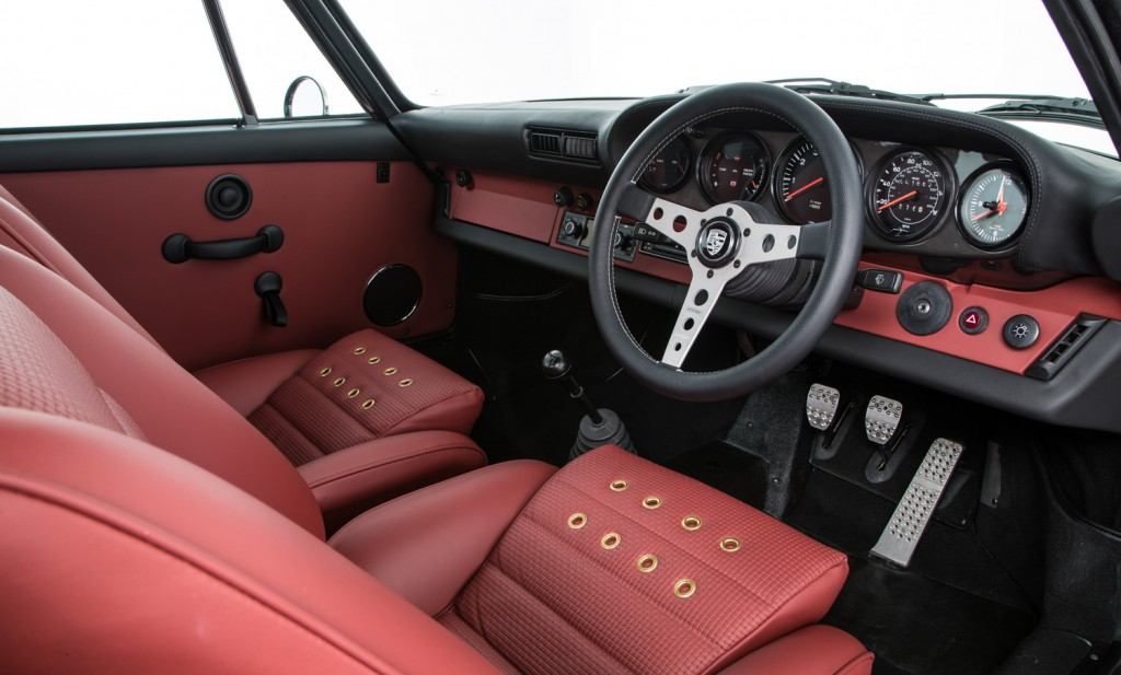 Porsche 9m 911 For Sale - Interior 2