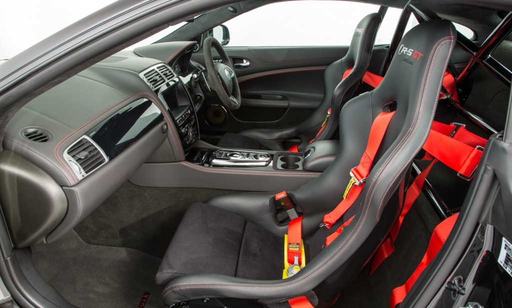 Jaguar XKR-S GT For Sale - Interior 2