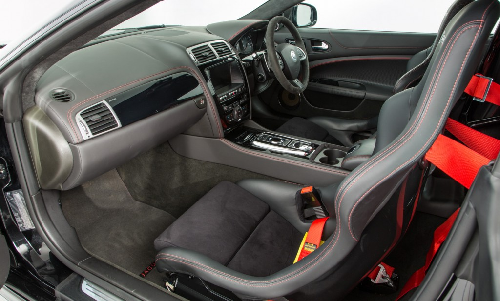 Jaguar XKR-S GT For Sale - Interior 5