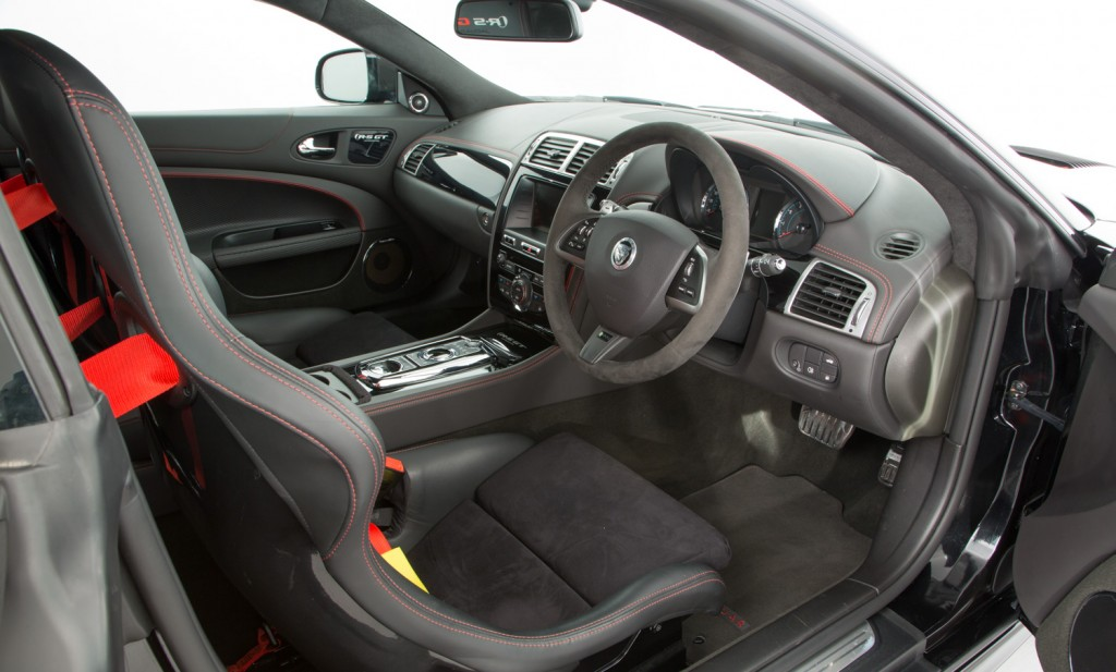 Jaguar XKR-S GT For Sale - Interior 3