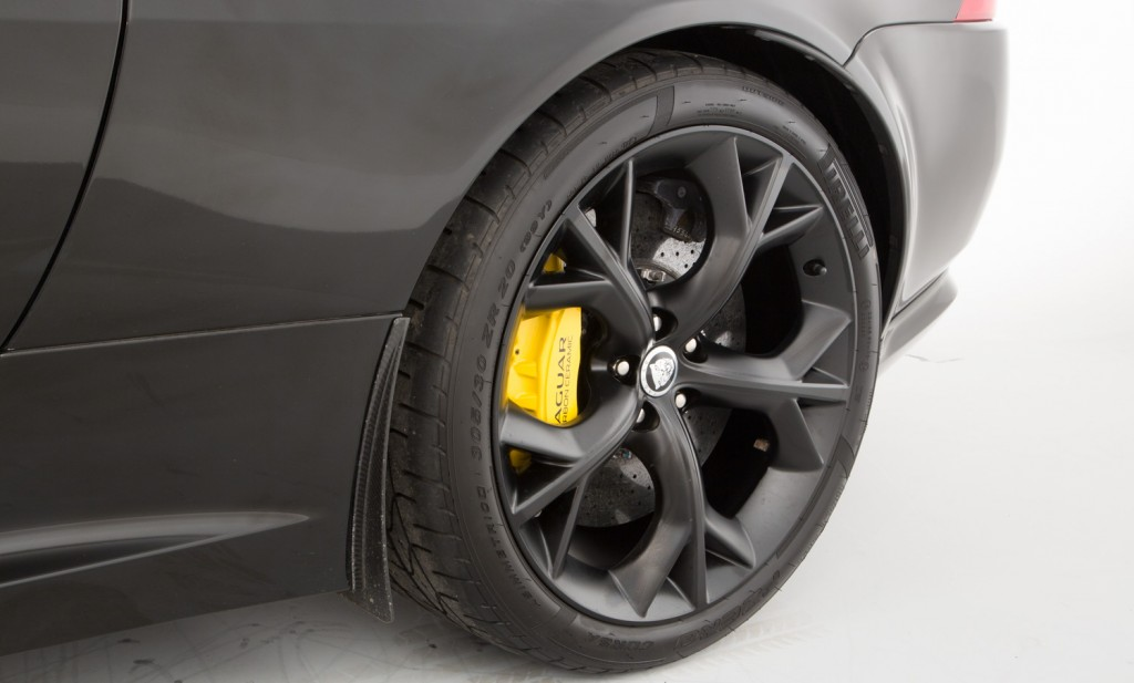 Jaguar XKR-S GT For Sale - Wheels, Brakes and Tyres 2