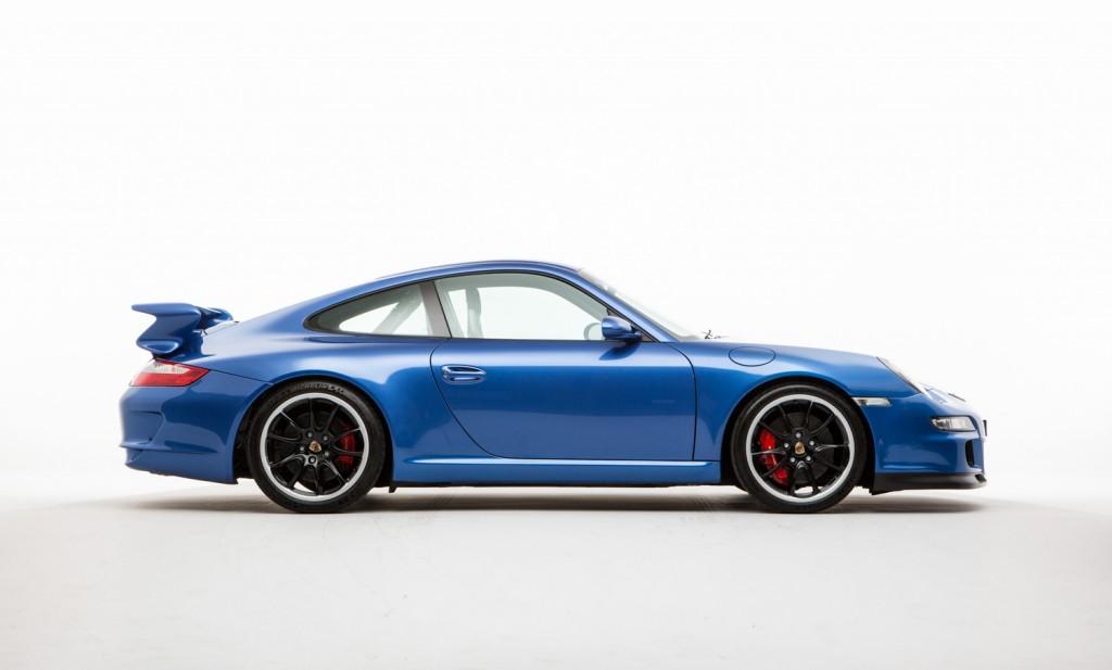 Porsche 911 GT3 Clubsport For Sale - Exterior 9