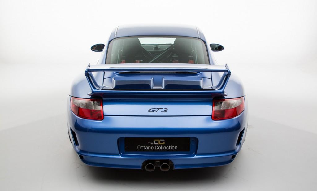 Porsche 911 GT3 Clubsport For Sale - Exterior 14